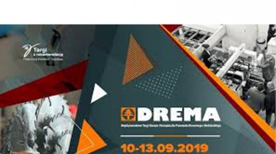 Invitation for Drema fairs in Poznan