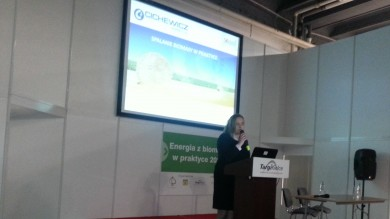 Biomass conference in Kielce