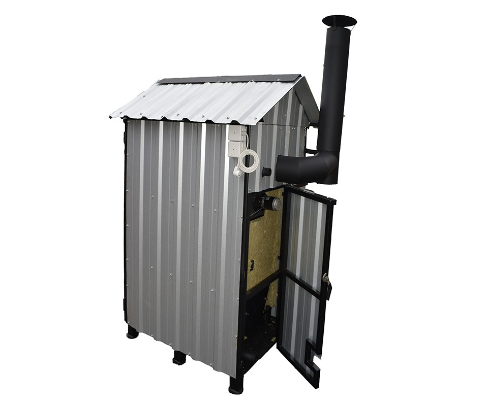 Outdoor Wood Gasification Boilers Cwd Solid Fuel Boilers