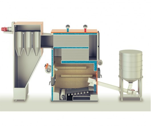 Advanced Thermal Treatment of Municipal Solid Waste plant