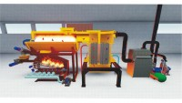 Thermal waste boilers