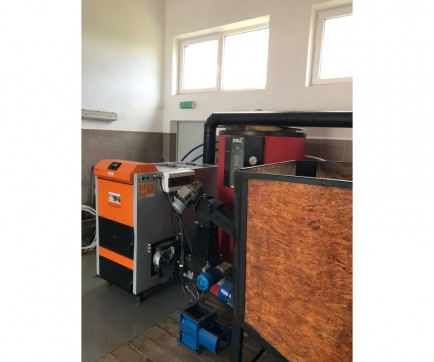 Best priced biomass boiler with special offer